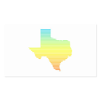 texas chill fade business card