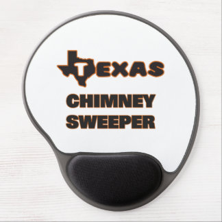 Texas Chimney Sweeper Gel Mouse Pad