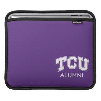 Texas Christian University Alumni iPad Sleeve
