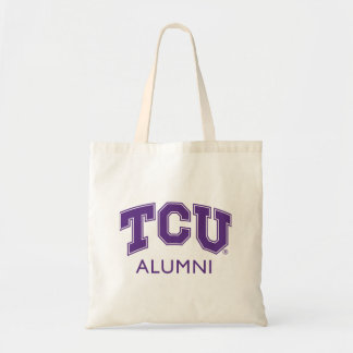Texas Christian University Alumni Tote Bag