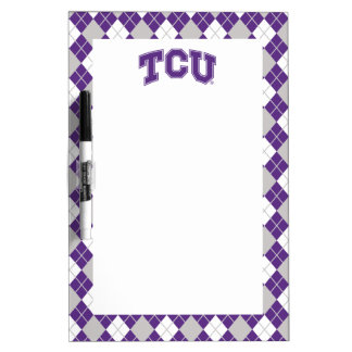 Texas Christian University | Argyle Dry Erase Board