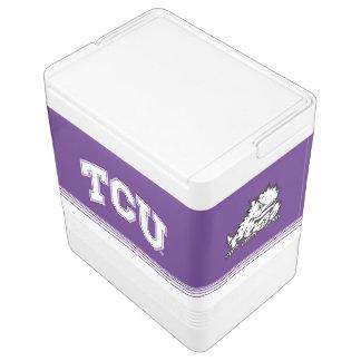 Texas Christian University Drink Cooler