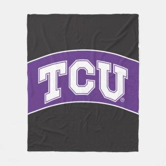 Texas Christian University Fleece Blanket