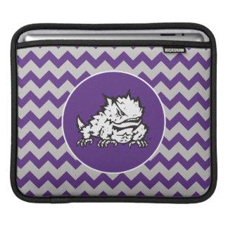 Texas Christian University Frog | Chevron Sleeve For iPads