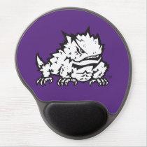 Texas Christian University Frog Gel Mouse Pad
