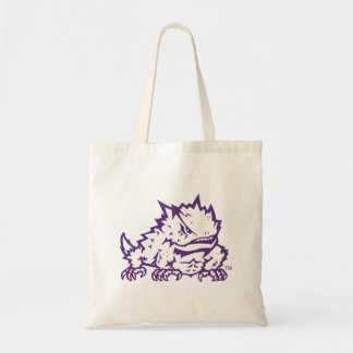 Texas Christian University Frog Tote Bag