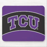 "Texas Christian University Mouse Pad<br><div class=""desc"">These Texas Christian University products make the perfect gift for the TCU fans,  faculty,  students,  and alumni. Celebrate your TCU pride in style with these customizable Horned Frogs gifts from Zazzle.</div>"