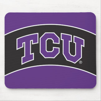 Texas Christian University Mouse Pad
