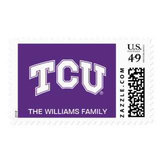 Texas Christian University Postage