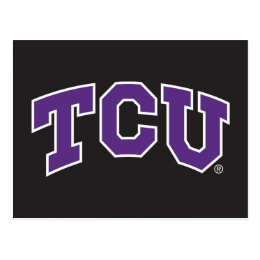 Texas Christian University Postcard