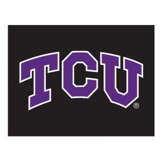 Texas Christian University Postcard
