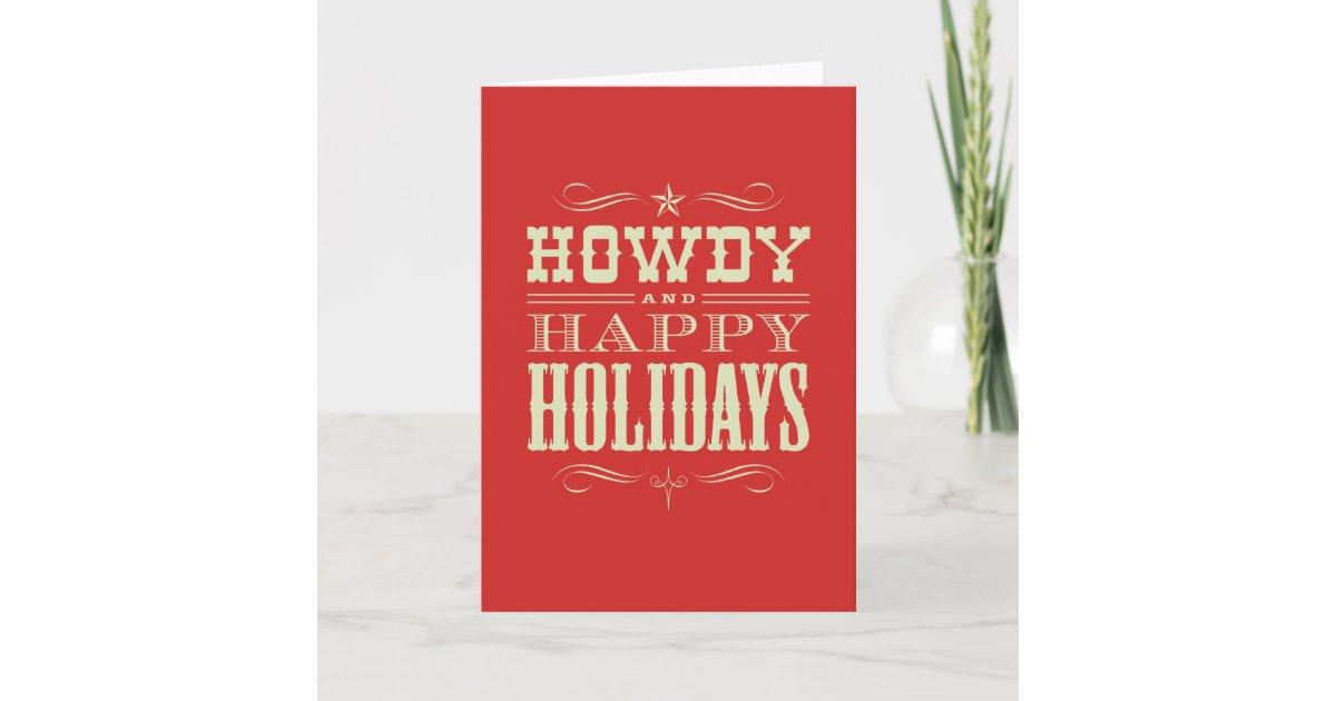 Texas Christmas Cards | Zazzle.com
