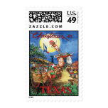 Texas Christmas Stamps