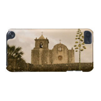 Texas Church-Vintage/sepia iPod Touch (5th Generation) Case