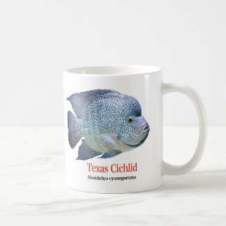 Texas Cichlid Coffee Mug
