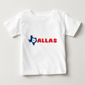 Texas Cites Dallas Baby T-Shirt