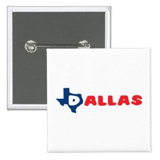 Texas Cites Dallas Buttons