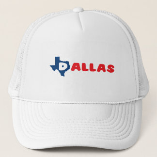Texas Cites Dallas Trucker Hat