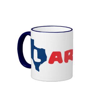 Texas Cites Laredo Coffee Mug