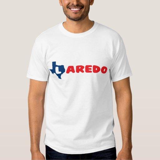 Texas Cites Laredo Tee Shirt