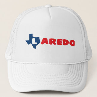 Texas Cites Laredo Trucker Hat