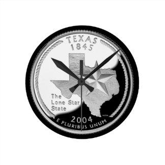 Texas Wallclocks