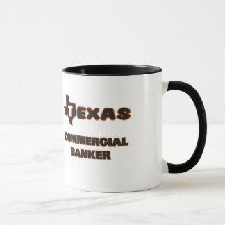 Texas Commercial Banker Mug