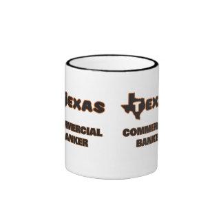 Texas Commercial Banker Ringer Coffee Mug