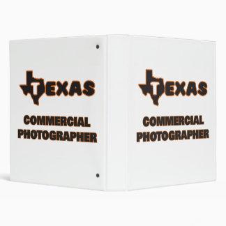 Texas Commercial Photographer Binders