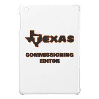 Texas Commissioning Editor iPad Mini Cases