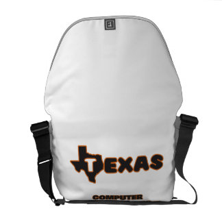 Texas Computer Software Engineer Courier Bags
