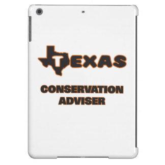 Texas Conservation Adviser iPad Air Cover