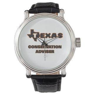 Texas Conservation Adviser Wristwatch