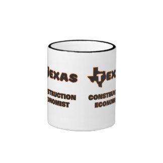 Texas Construction Economist Ringer Coffee Mug
