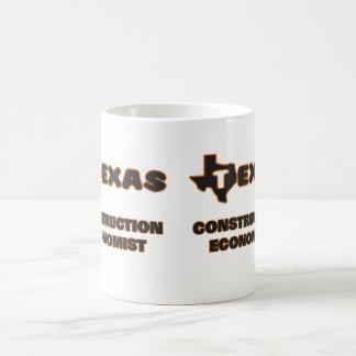 Texas Construction Economist Classic White Coffee Mug