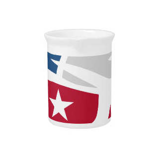 Texas Cooking Beverage Pitchers