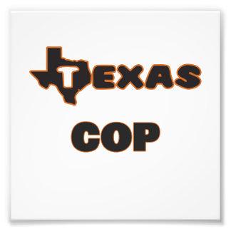 Texas Cop Photo Print