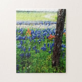 Texas Countryside Jigsaw Puzzle