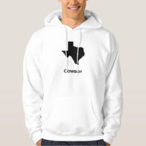 Texas Cowboy Hoodie