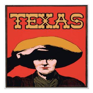 Texas Cowboy Invites
