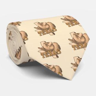 Texas Cowboy mens tie