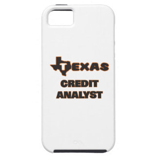 Texas Credit Analyst iPhone 5 Covers