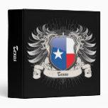 Texas Crest Binders