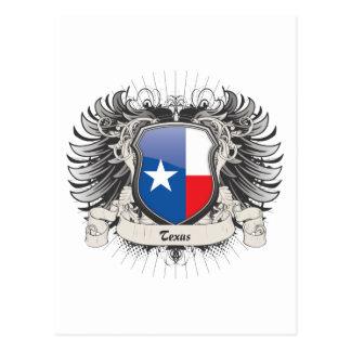 Texas Crest Postcard