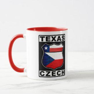 Texas Czech American Mug