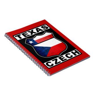 Texas Czech American Notebook