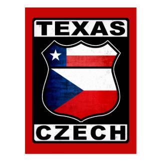 Texas Czech American Postcards
