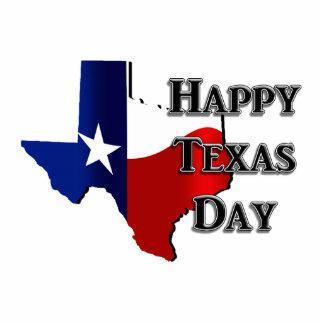 Texas Day Photo Cutouts