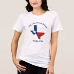Texas; Deep in the Heart of Stitchin' Houston 2019 T-Shirt