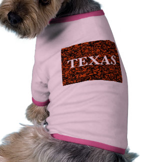 TEXAS DOG SHIRT